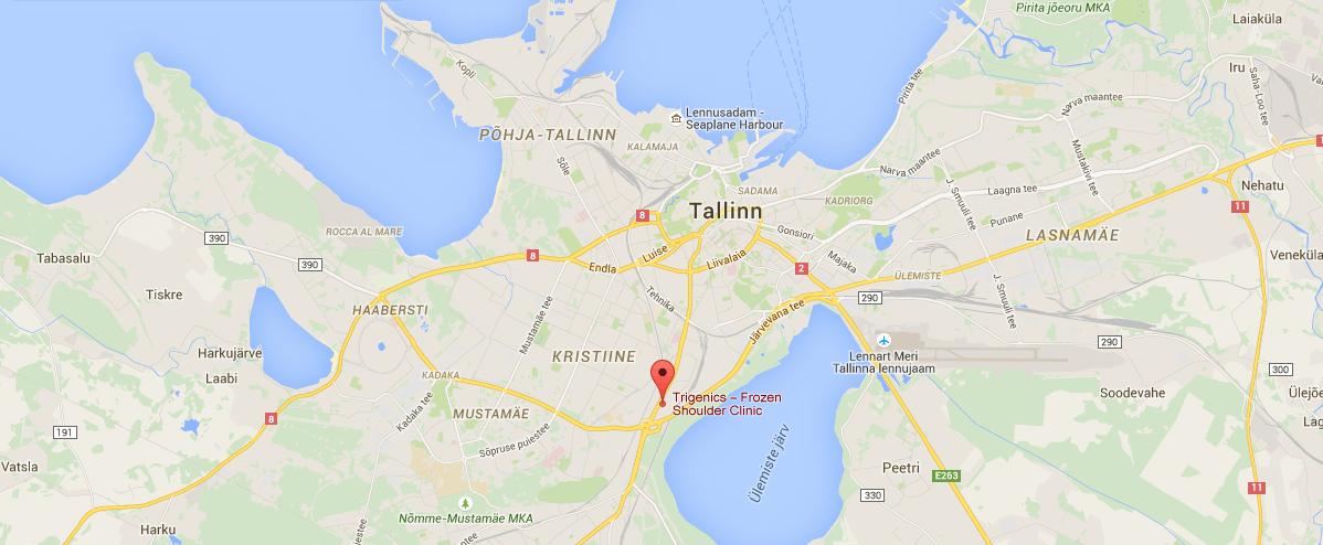 How to reach trigenics estonia