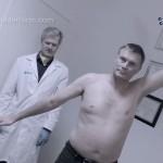Die einfache selbstdiagnose für Frozen Shoulder (Schultersteife)